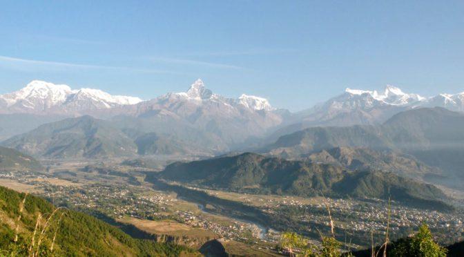 ☀︎ネパール・ポカラのお天気☀︎ 気になるネパール観光地の気候【①ポカラの気温は?】